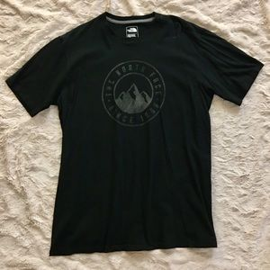 The North Face Black T-shirt